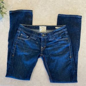 Taverniti SO Manon low rise bootcut jeans size 29